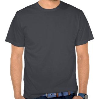 Gardez le T-shirt ironique à l'envers calme