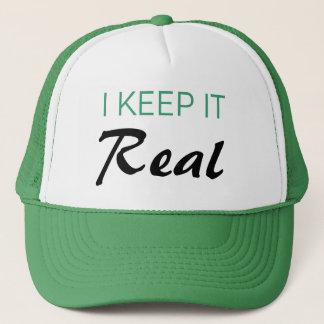 Gardez-le vrai casquette