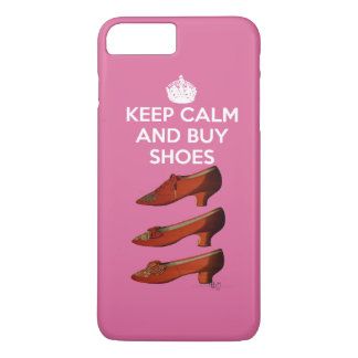 Gardez les chaussures calmes 2 d'achat coque iPhone 7 plus