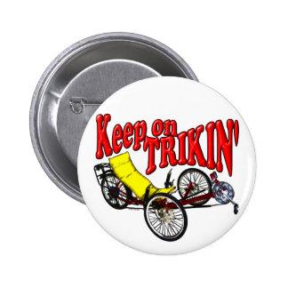Gardez sur Trikin Badges