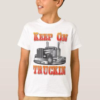 Gardez sur Truckin T-shirt