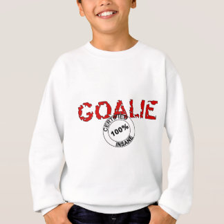 Gardien de but aliéné certifié sweatshirt