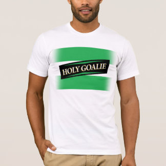 """Gardien de but saint "" T-shirt"