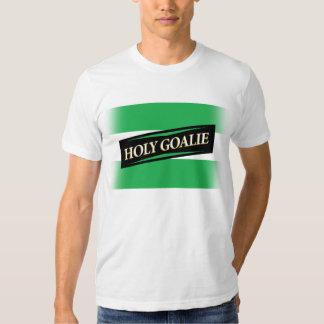 """""""Gardien de but saint """" T-shirts"""