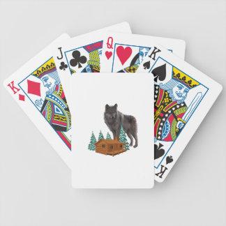 Gardien de nuit jeu de poker