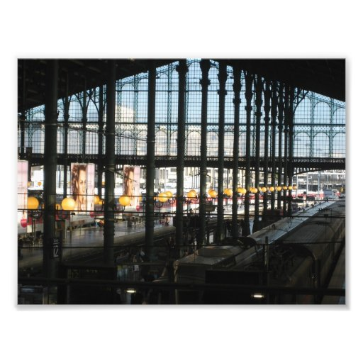 Gare du Nord Impressions Photographiques