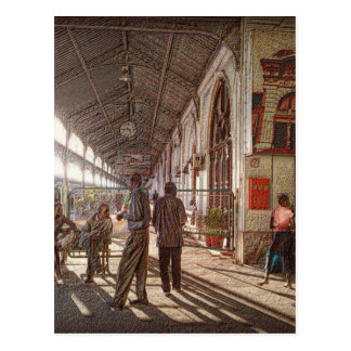 Gare ferroviaire de Maputo Carte Postale