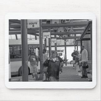 Gare routière de Hamilton 02 Tapis De Souris