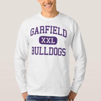 Garfield - bouledogues - haut - Seattle Washington