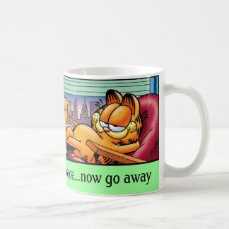 Garfield Logobox vont maintenant tasse partie