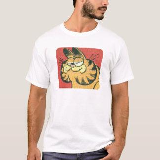Garfield vintage, la chemise des hommes t-shirt