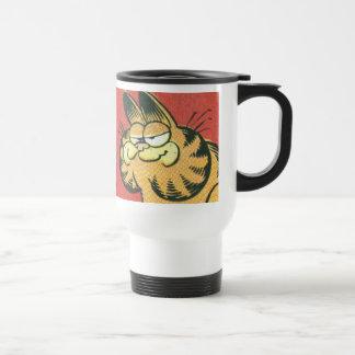 Garfield vintage, tasse de voyage