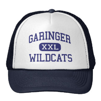 Garinger - chats sauvages - haut - Charlotte Casquette