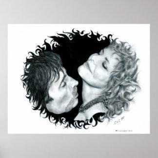 Gary et Susan Posters