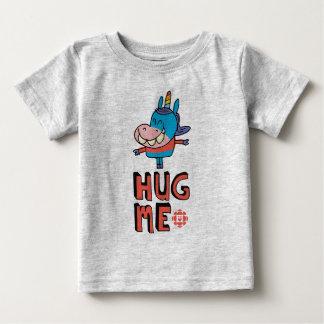 Gary - étreignez-moi t-shirt pour bébé