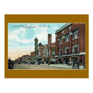Gary, Indiana au début du 20ème siècle Carte Postale