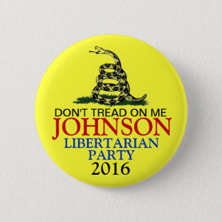 GARY JOHNSON 2016 PIN'S