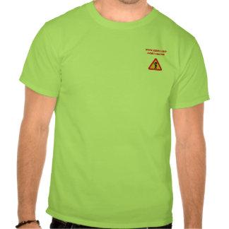 Gaspillé ici t-shirt