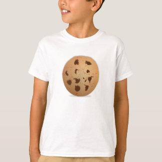 Gâteau aux pépites de chocolat t-shirt