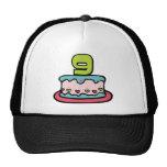 Gâteau d'anniversaire de 9 ans casquettes de camionneur