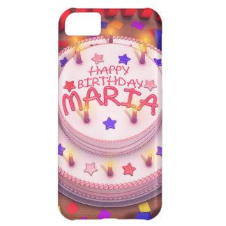 Gâteau d'anniversaire de Maria Coque iPhone 5C