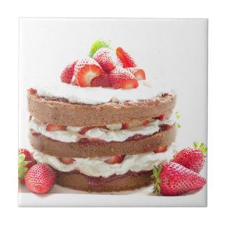gâteau petit carreau carré