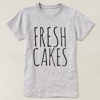 Gâteaux frais t-shirt