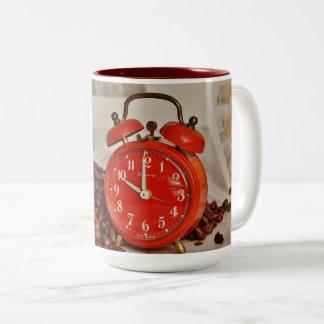 Gauchiste ! Jolie et drôle tasse de café rouge