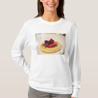 Gaufre de fruit frais t-shirt
