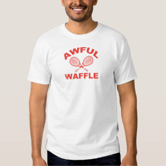 Gaufre terrible t-shirts