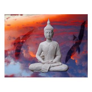 Gautama Siddhartha Bouddha Carte Postale