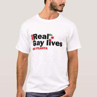 Gay pride d'Atlanta T-shirt