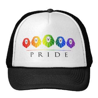 Gay pride des lions - LGBT Casquette Trucker