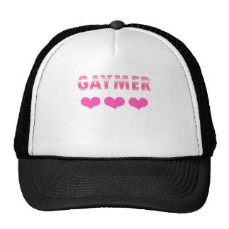 Gaymer (v2) casquettes de camionneur
