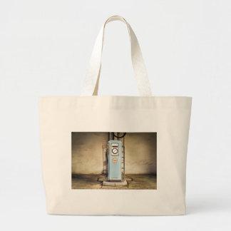 gaz-pompe grand tote bag