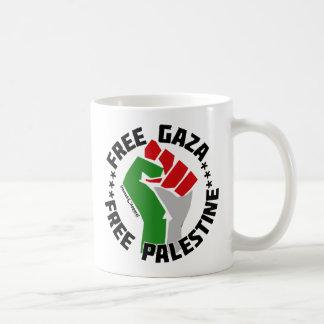 gaza libre libèrent la Palestine Mug