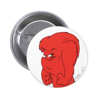 Gaze complotant - couleur badge rond 5 cm