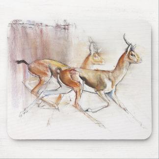 Gazelles Arabes courantes 2010 Tapis De Souris