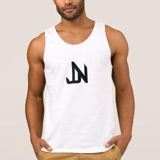 Geai Niani - logo de JN - noir
