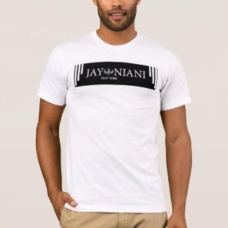 Geai Niani - noir de logo de barre T-shirt