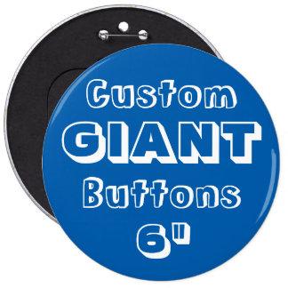 """Géant 6"""" insigne de Pin de bouton Pin's"""