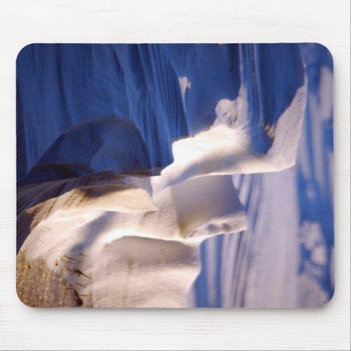 Géant de glace tapis de souris