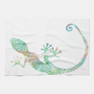 Gecko Serviettes Pour Les Mains