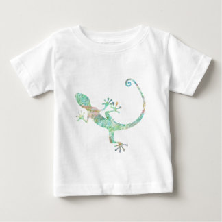 Gecko T-shirt Pour Bébé