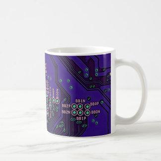 Geek 2 de circuit tasse