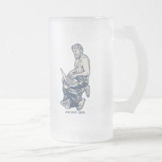Geek antique mugs à café