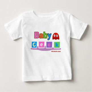 Geek de bébé t-shirt pour bébé