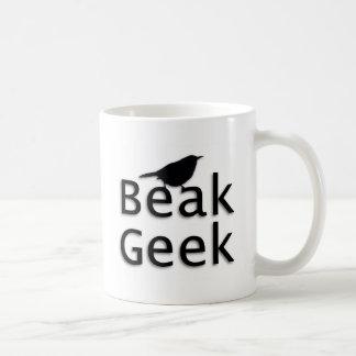 Geek de bec-- Roitelet Mug