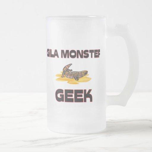 Geek de monstre de Gila Tasse