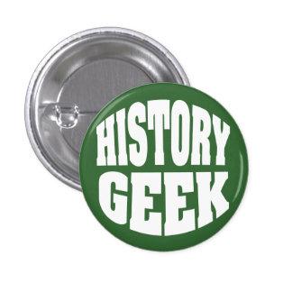 Geek d'histoire badge